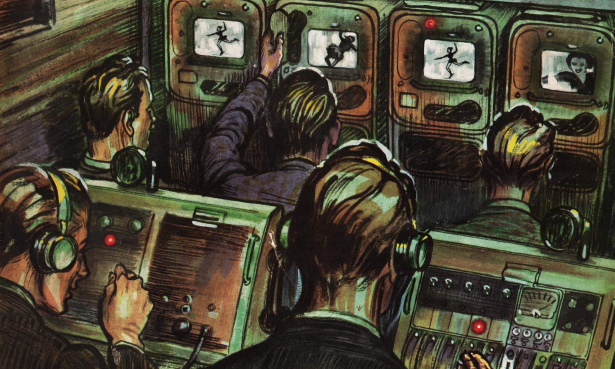 Marconi Mobile Television